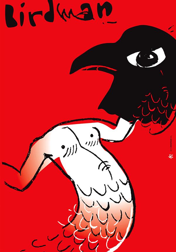 krisztian-gal-birdman-poster-600