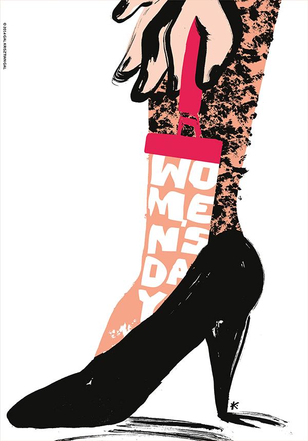 krisztian-gal-womens-day-poster-600